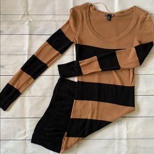 H&M sweater dress XS